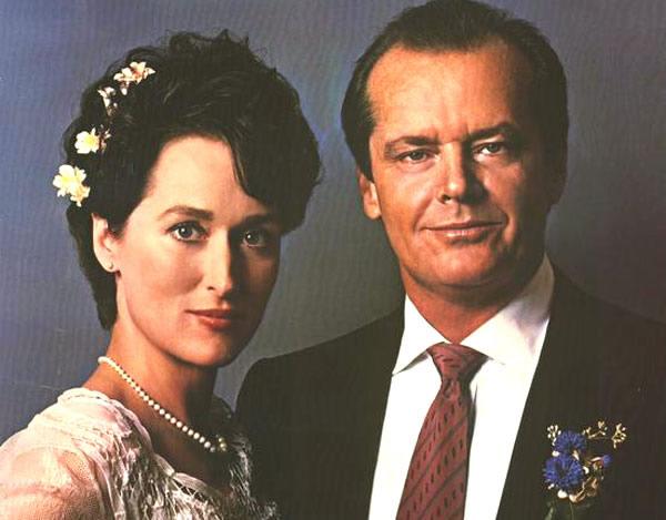Nora Ephron movies Heartburn Meryl Streep Jack Nicholson