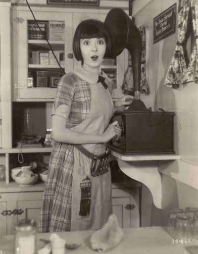 Her Wild Oat Colleen Moore Lost film found