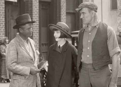 Marshall Neilan and Colleen Moore in Her Wild Oat