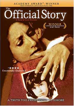 La Historia oficial a.k.a. The Official Story (1985) directed by Luis Puenzo, starring Norma Aleandro, Hector Alterio