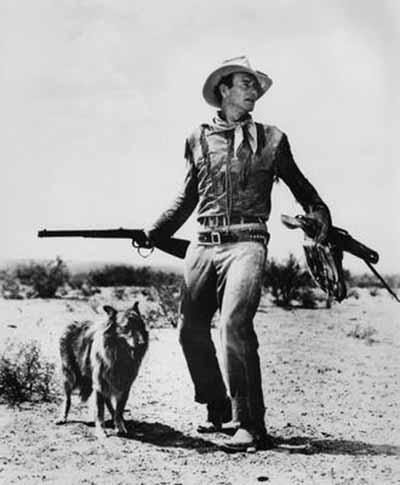 John Wayne Hondo John Farrow