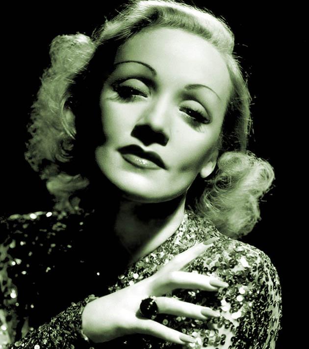 Honorary Award Marlene Dietrich