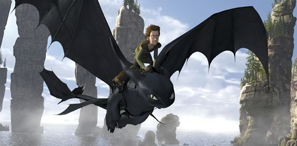 Hiccup Jay Baruchel How to Train Your Dragon
