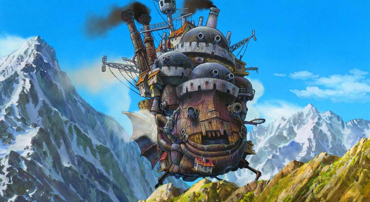 Howl's Moving Castle Hayao Miyazaki Oscar