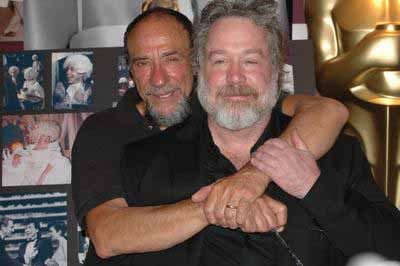 Tom Hulce and F. Murray Abraham
