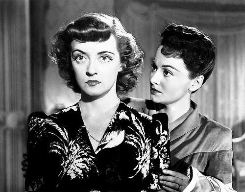 Bette Davis, Olivia de Havilland in In This Our Life