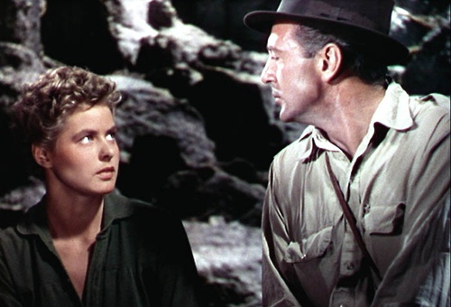 Ingrid Bergman Gary Cooper For Whom the Bell Tolls