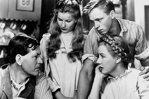 I Remember Mama Irene Dunne Barbara Bel Geddes Philip Dorn Steve Brown: George Stevens immigrant family drama