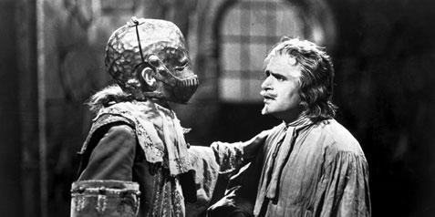 Douglas Fairbanks in The Iron Mask by Allan Dwan