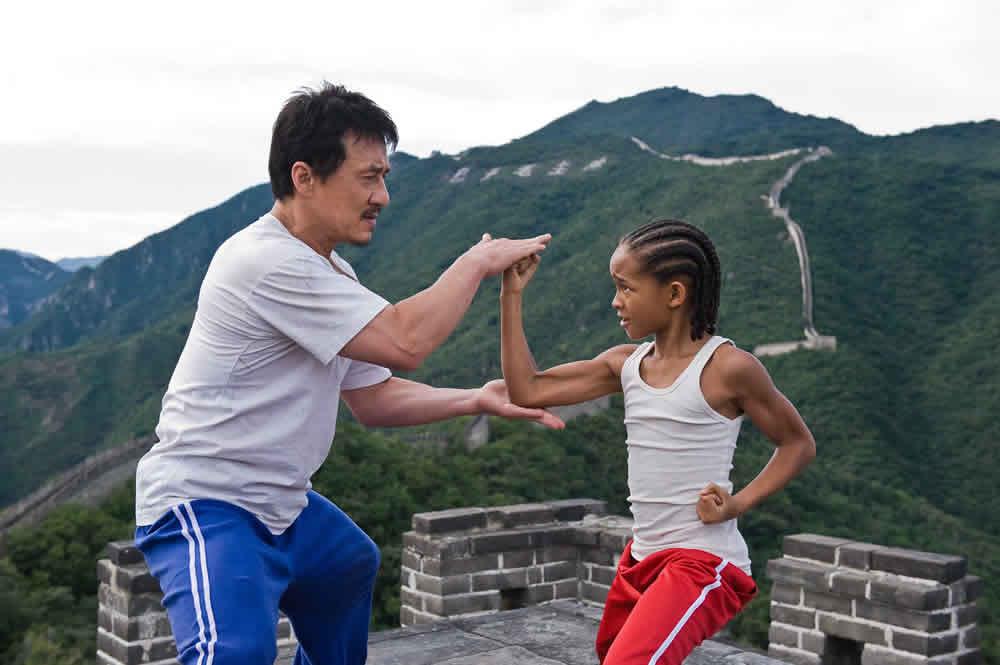 Jackie Chan, Jaden Smith, The Karate Kid