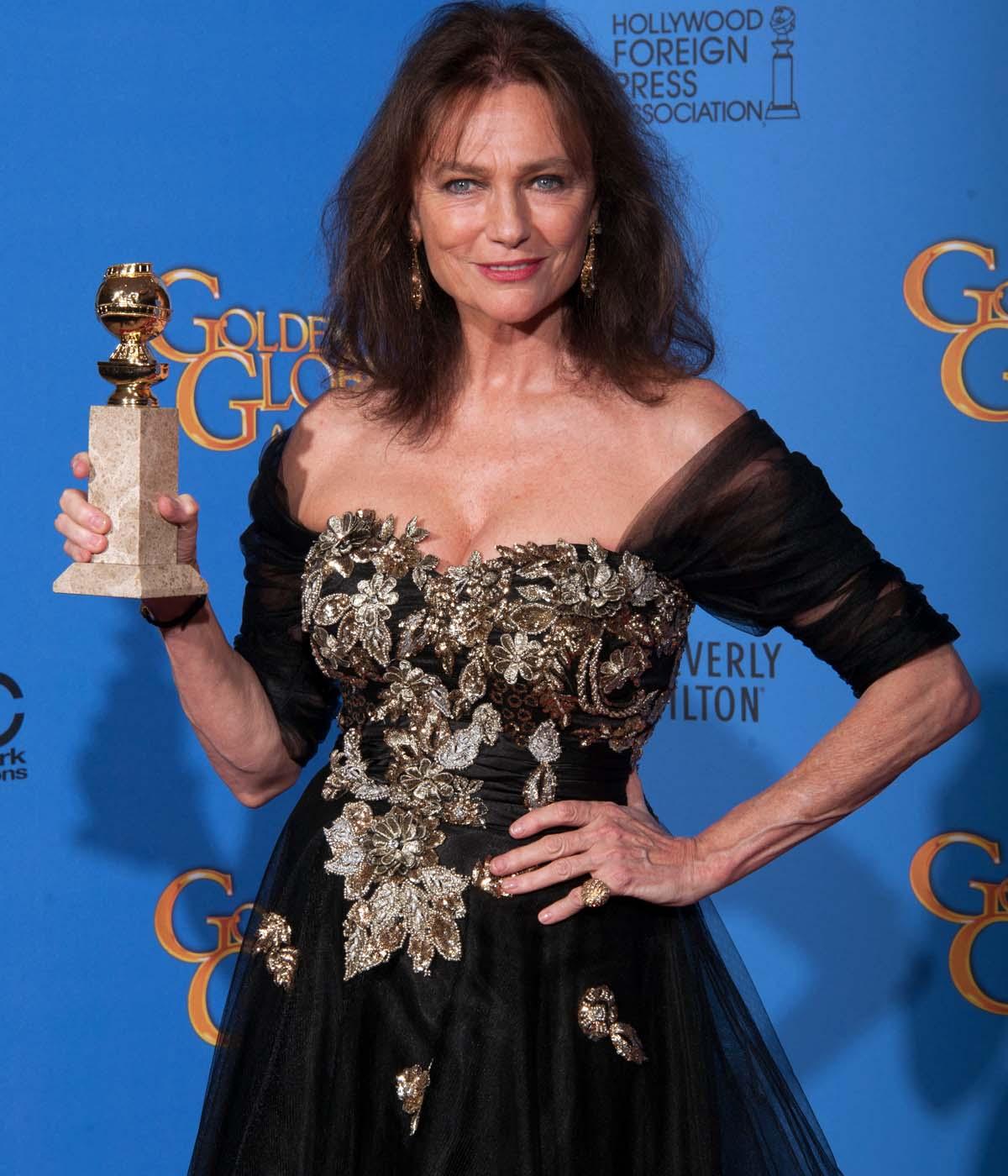 Jacqueline Bisset Golden Globes winner