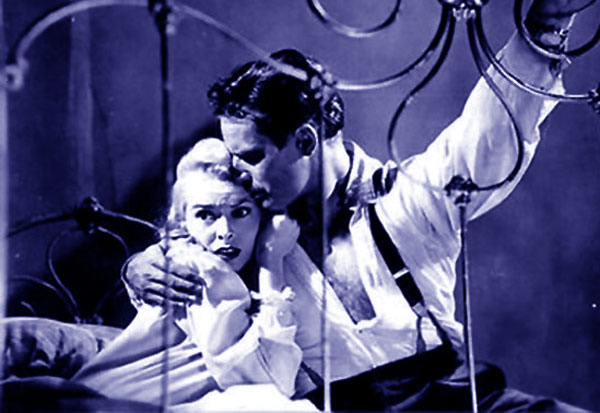 Janet Leigh Touch of Evil Orson Welles Charlton Heston