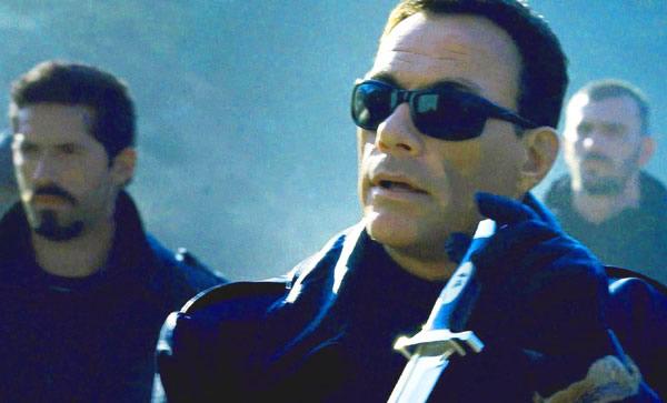 Jean-Claude Van Damme The Expendables 2