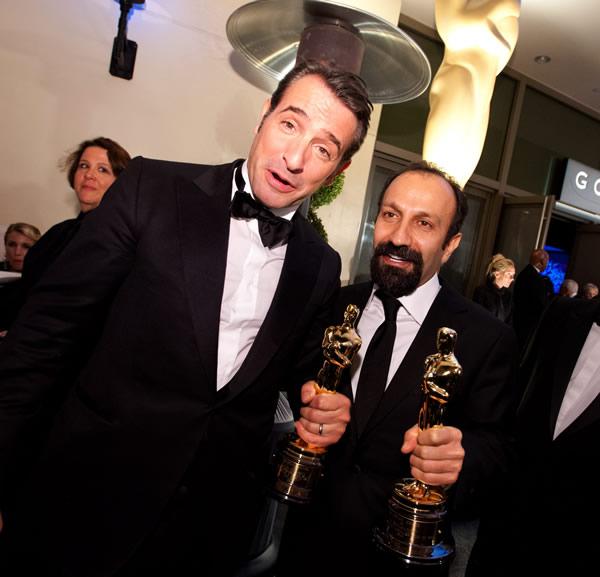Jean Dujardin Asghar Farhadi
