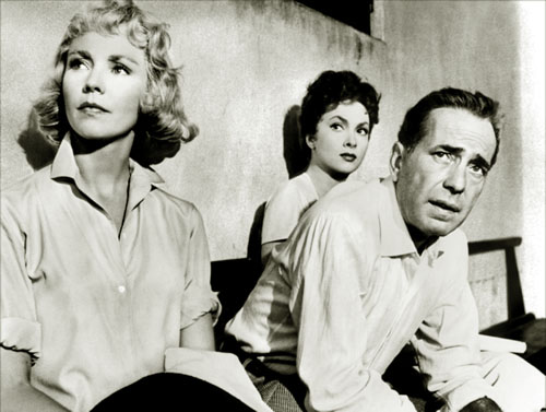 Jennifer Jones, Humphrey Bogart, Gina Lollobrigida, Beat the Devil