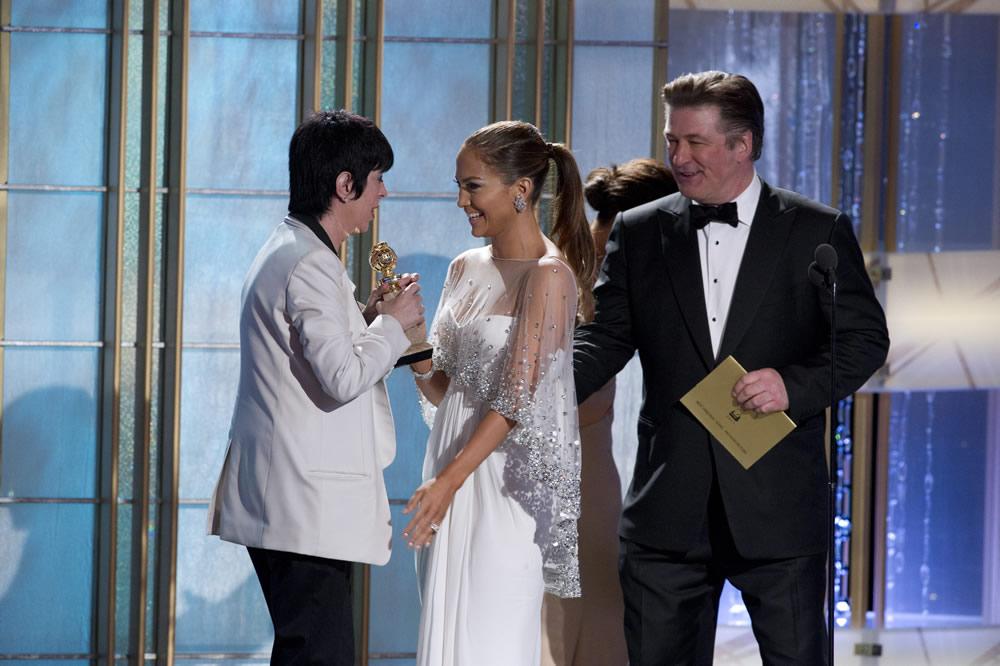 Diane Warren, Jennifer Lopez, Alec Baldwin