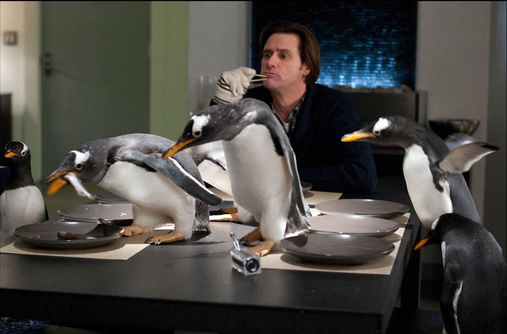 Jim Carrey, Mr. Popper's Penguins