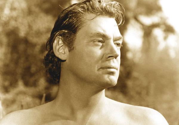 Johnny Weissmuller Tarzan