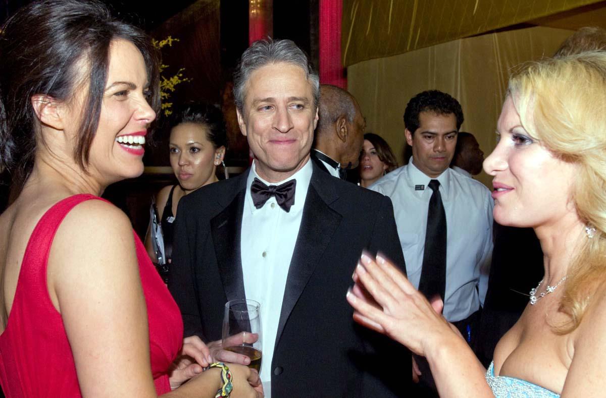 Jon Stewart jokes
