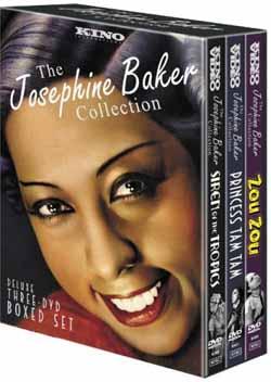 Josephine Baker Collection DVD