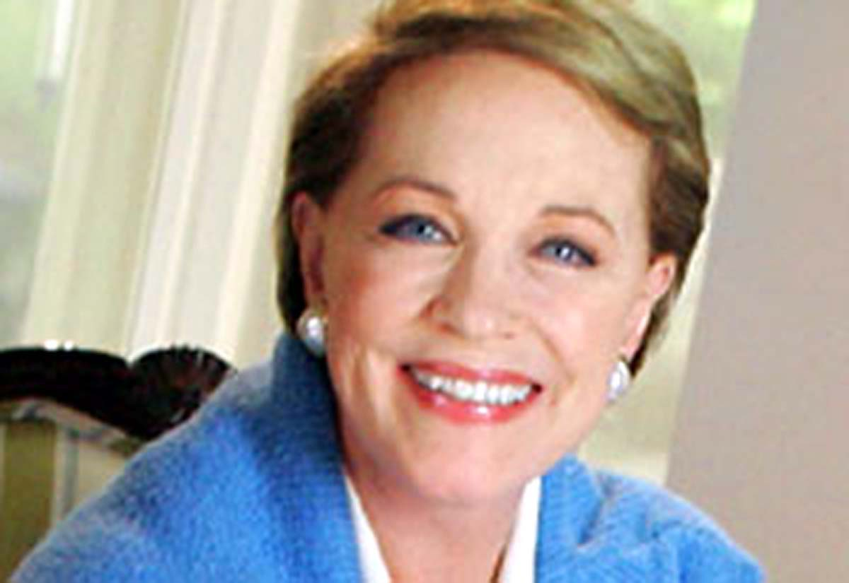 Julie Andrews hot quotes