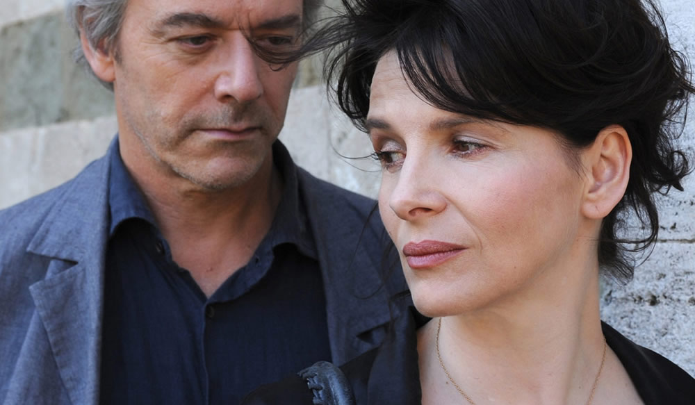 Juliette Binoche William Shimell Certified Copy