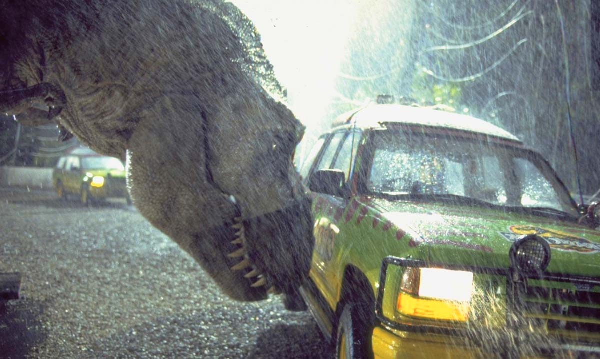 Jurassic Park 3D' Preview: Academy Highlights Visual Effects
