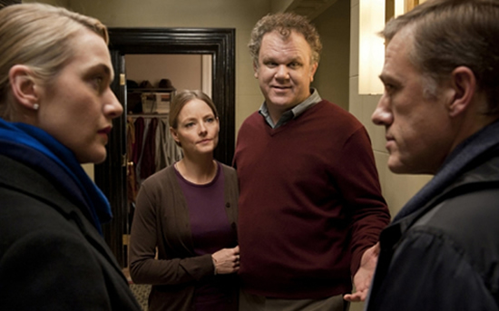 Kate Winslet Jodie Foster John C. Reilly Christoph Waltz Carnage Roman Polanski