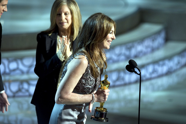 Kathryn Bigelow, Barbra Streisand