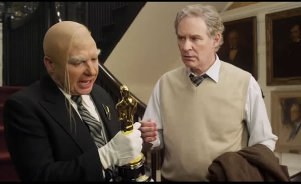 Mike Myers Kevin Kline Oscar video