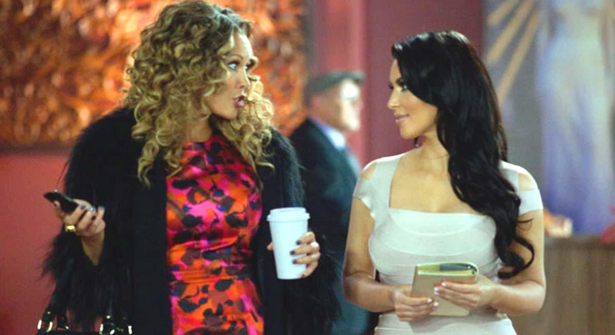 Kim Kardashian Tyler Perry movie Temptation Vanessa Williams