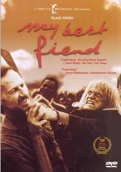 Klaus Kinski: My Best Fiend by Werner Herzog