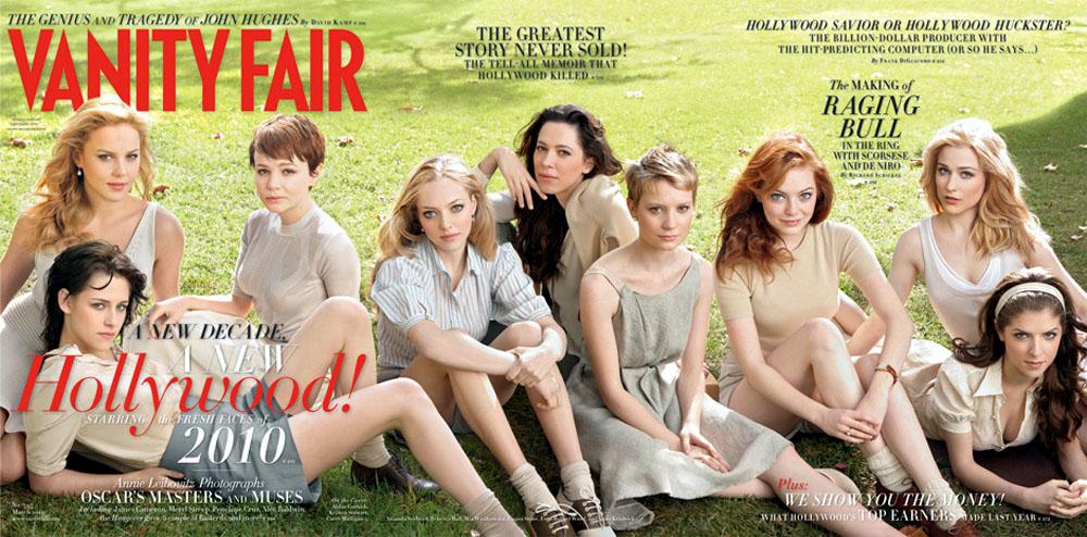 Kristen Stewart, Abbie Cornish, Carey Mulligan, Amanda Seyfried, Anna Kendrick
