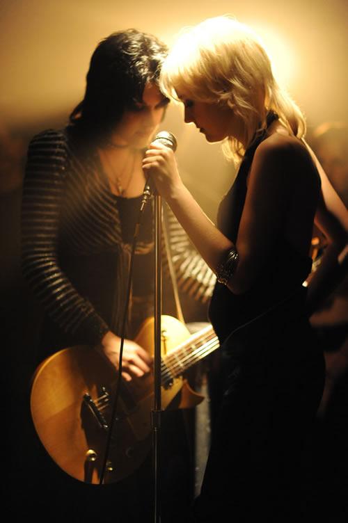 Kristen Stewart, Dakota Fanning, The Runaways