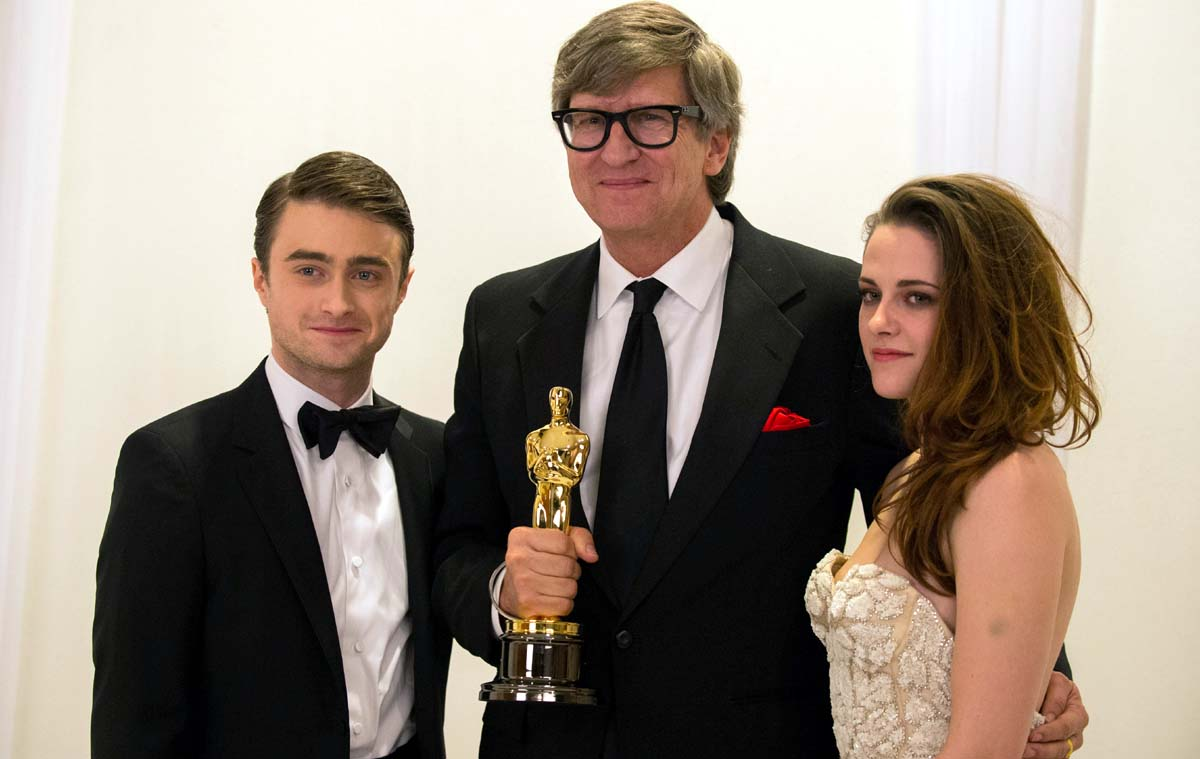 Kristen Stewart Daniel Radcliffe Rick Carter Oscar winner