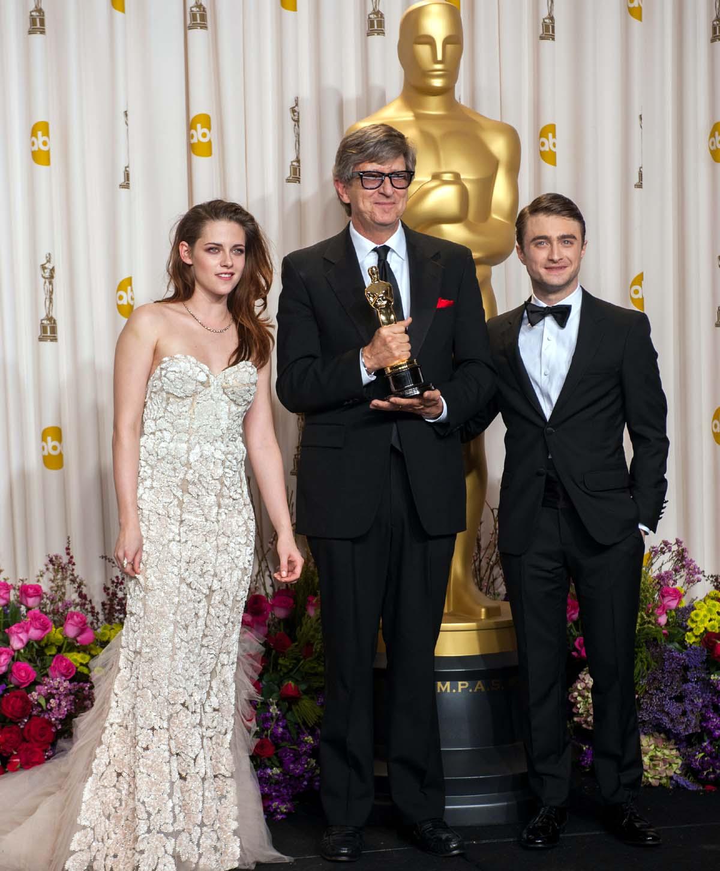 Kristen Stewart Daniel Radcliffe Rick Carter production designer