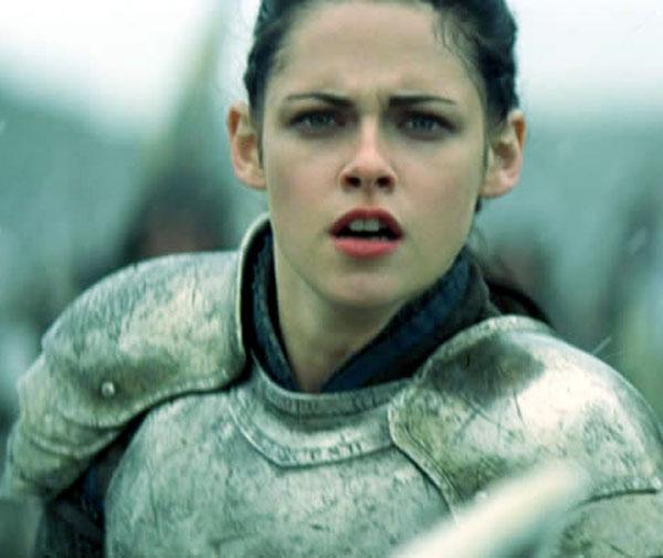 Kristen Stewart Snow White and the Huntsman movie SWATH