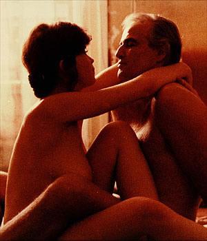 Maria Schneider, Marlon Brando in Last Tango in Paris