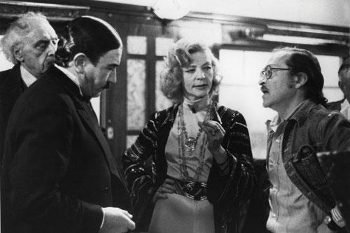 Albert Finney, Lauren Bacall, Sidney Lumet, Murder on the Orient Express