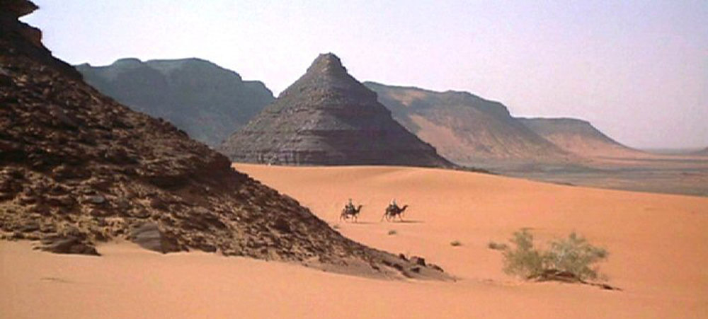Lawrence of Arabia by David Lean