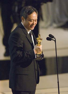 Ang Lee Oscar 2006