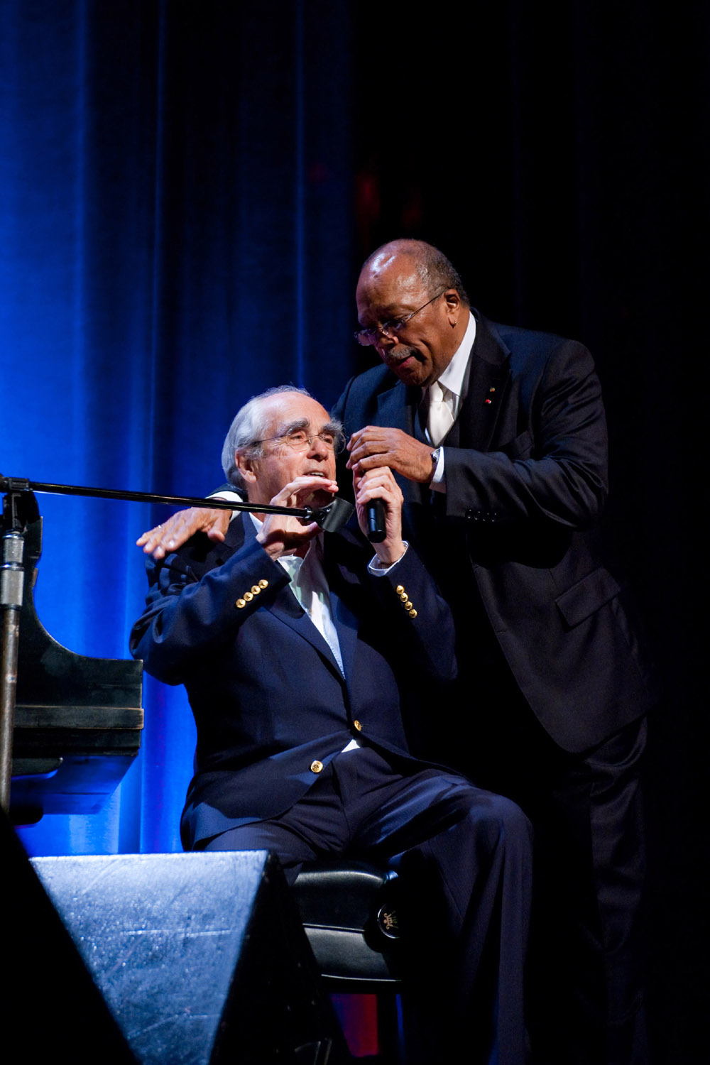 Michel Legrand Quincy Jones