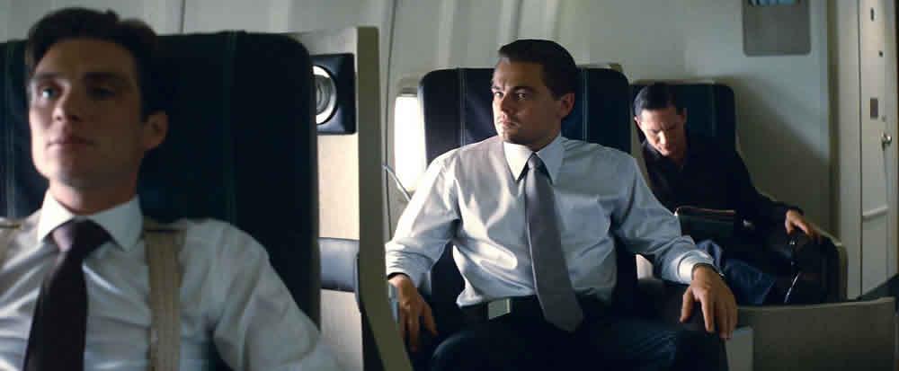 Leonardo DiCaprio, Cillian Murphy, Tom Hardy, Inception