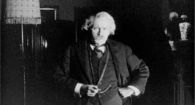 Norman Page in The Life Story of David Lloyd George by Maurice Elvey