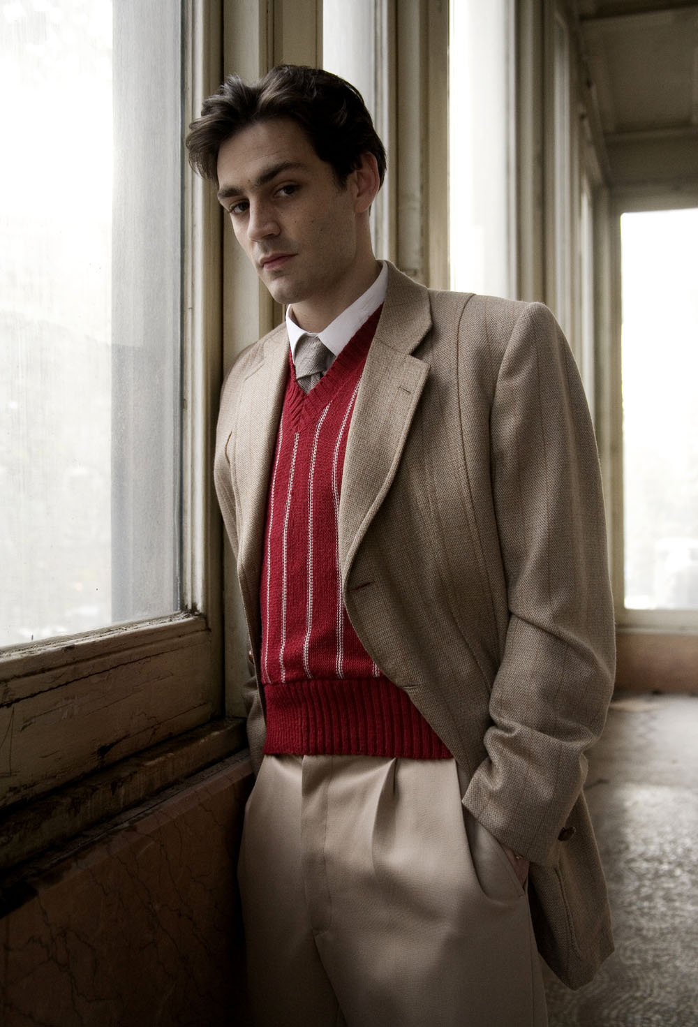 Matthew McNulty in Little Ashes