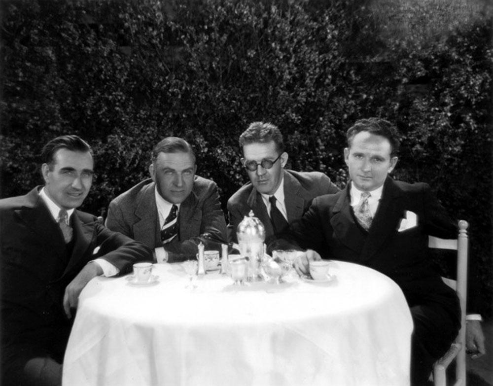 Frank Lloyd, Henry King, John Ford, Frank Borzage