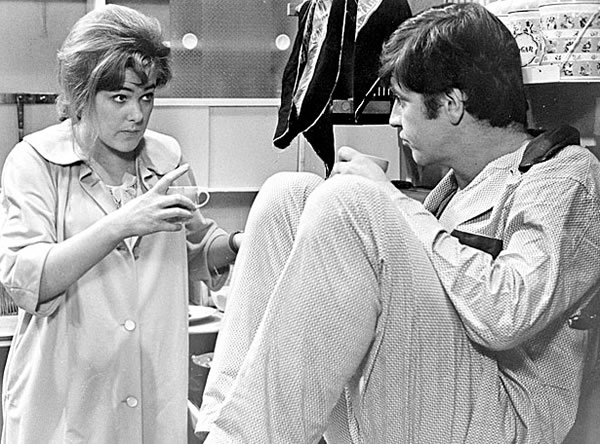 Lynn Redgrave, Alan Bates, Georgy Girl