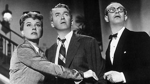 The Man Who Knew Too Much Doris Day James Stewart