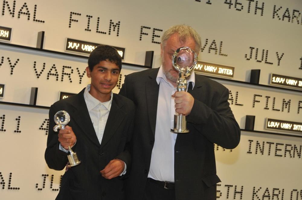Martin Sulik, Jan Mizigar, Karlovy Vary Film Festival