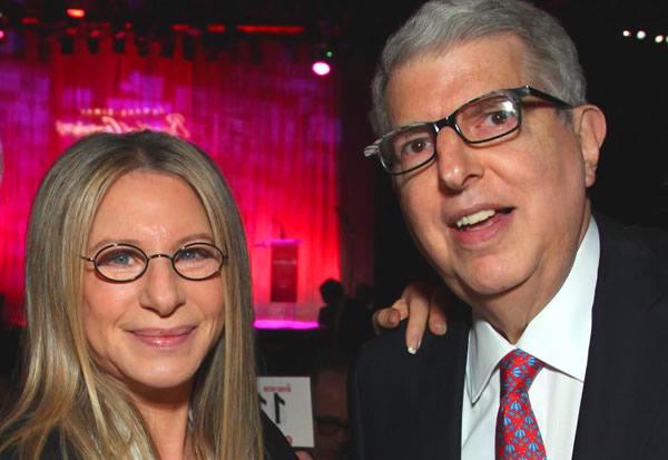 Marvin Hamlisch Barbra Streisand
